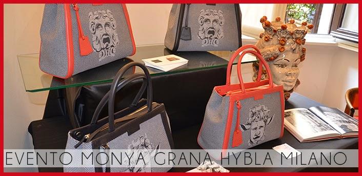 Evento Monya Grana Hybla Milano