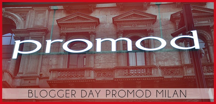 bloggr day promod milan