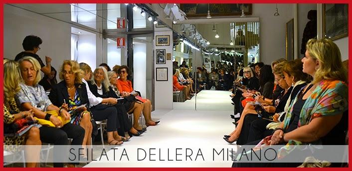 sfilata dellera milano blogger