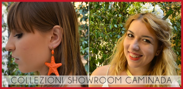 showroom caminada blogger