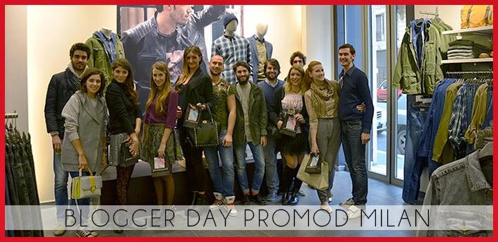 bloggr day promod milan uomo