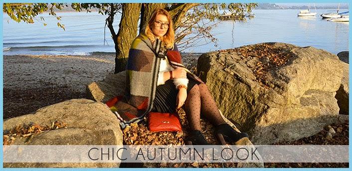 chic autumn look