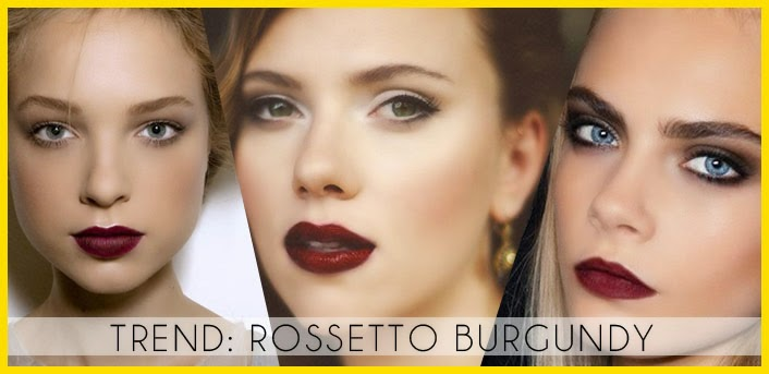 trend autunno rossetto bordeaux