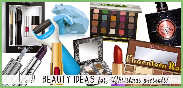 15 beauty ideas for christmas