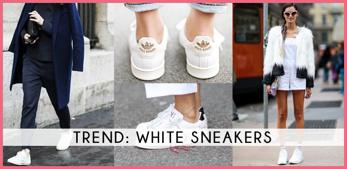 white-2Bsneakers