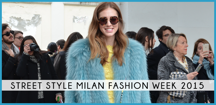 chiara ferragni the blonde salade street style roberto cavalli mfw fashion week milano aw 2015 2016 milan street style