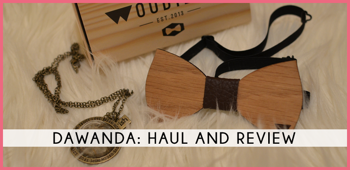 dawanda haul and review fashion dupes