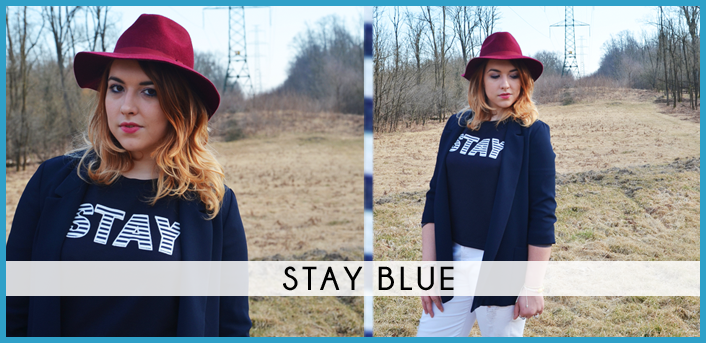 stay blue look fashion dupes