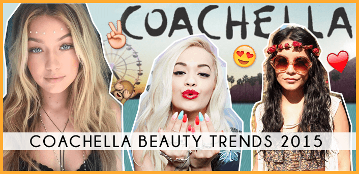 coachella beauty trends fashion dupes make up style