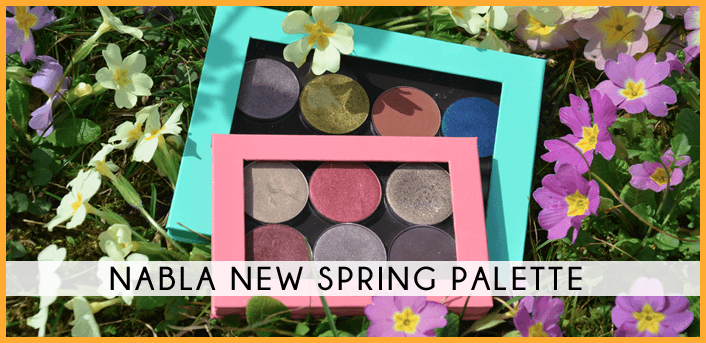 nabla new spring palette
