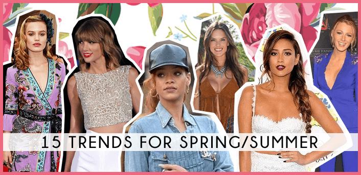 15 trends for spring summer fashion dupes tendenze primavera estate