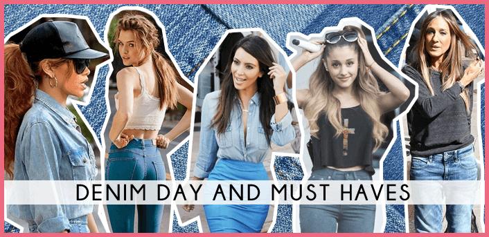 denim day 29 aprile must haves trend jeans summer fashion dupes tendenze primavera estate