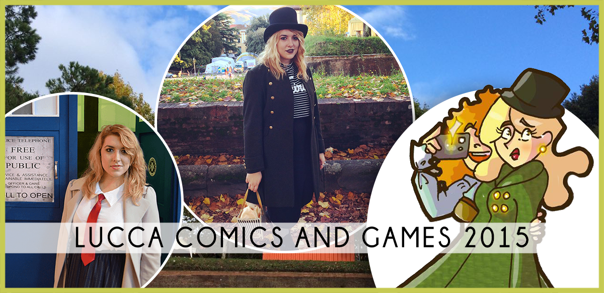 lucca comics and games fashion dupes review