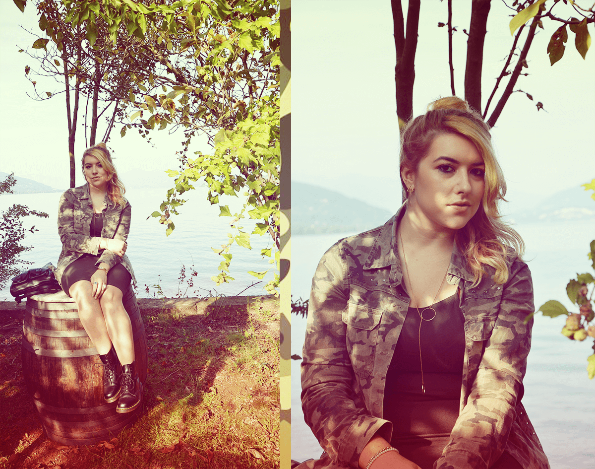 dried-herb-pantone-look-outfit-style-autumn-autunno-fashion-dupes-military-militare-cachi-camo-dr-martens-anfibi