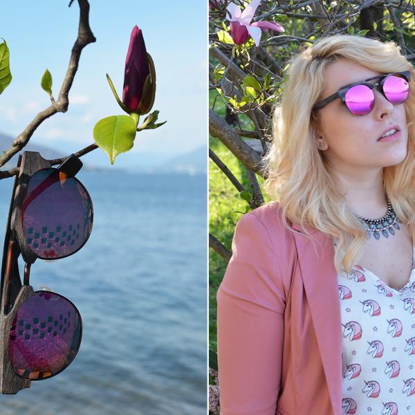 cover fashion dupes look outfit style pink azzurro rosa unicorn unicorno rosa blue spring primavera firmoo