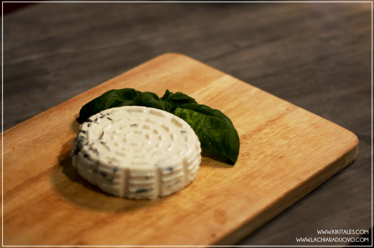 formaggi la chiara d'uovo kiki tales food blogger ricetta recipe homemade in casa cheese 2