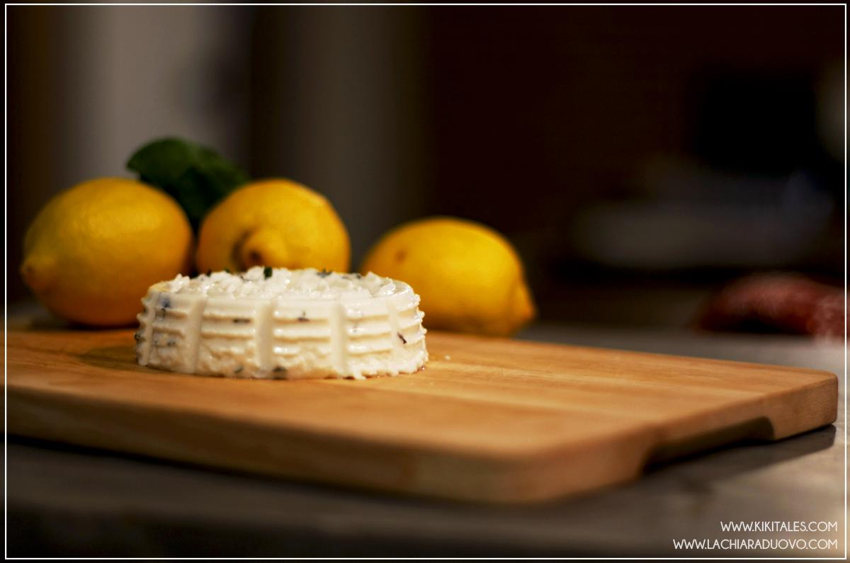 formaggi la chiara d'uovo kiki tales food blogger ricetta recipe homemade in casa cheese