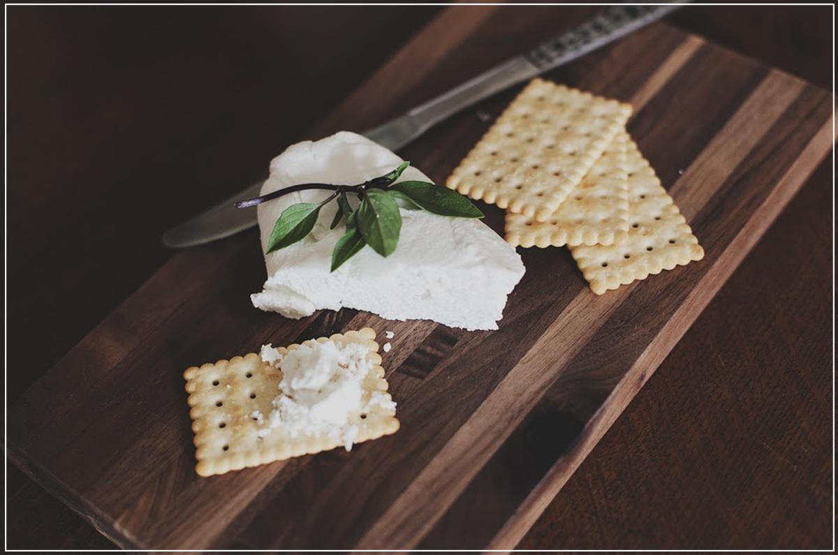 formaggi la chiara d'uovo kiki tales food blogger ricetta recipe homemade in casa cheese8