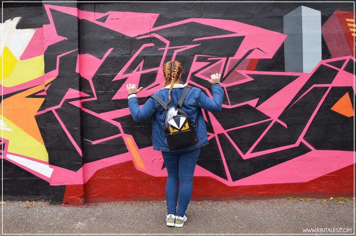 streeplayers instameet instawalk igermilano kiki tales blog blogger pink wall
