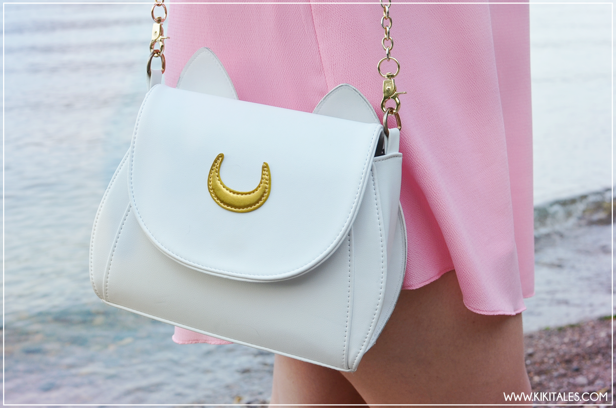 sailor moon inspired kiki tales look outfit style bag romwe