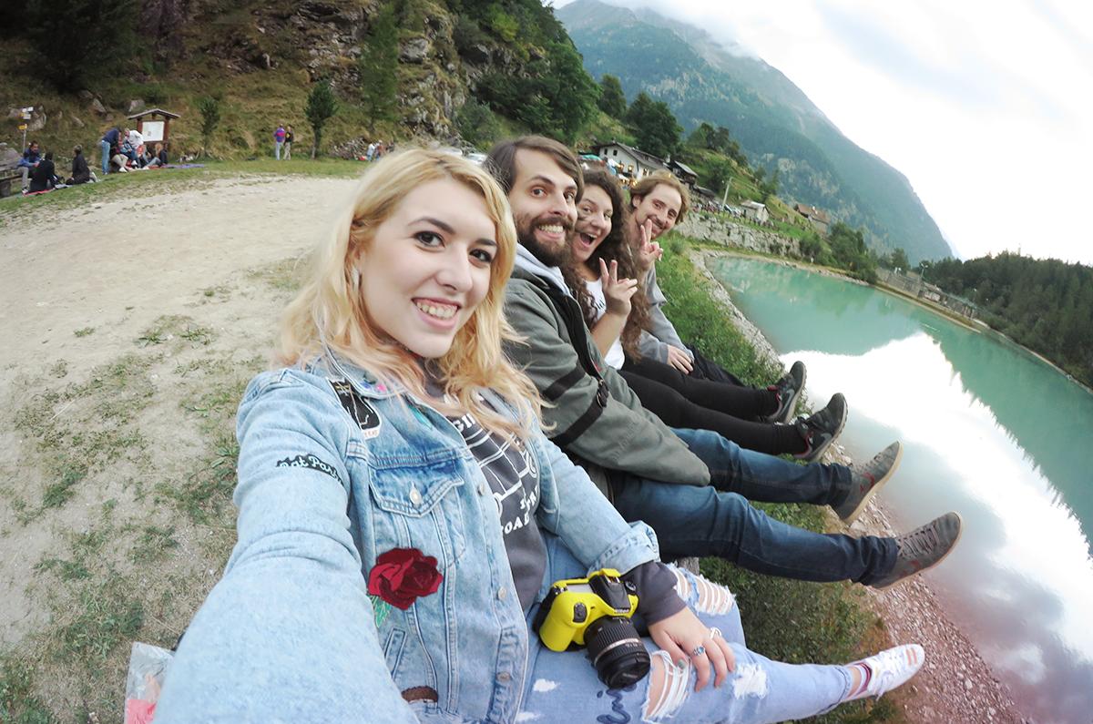 travel kiki tales macugnaga lago delle fate lanterne guida piemonte friends