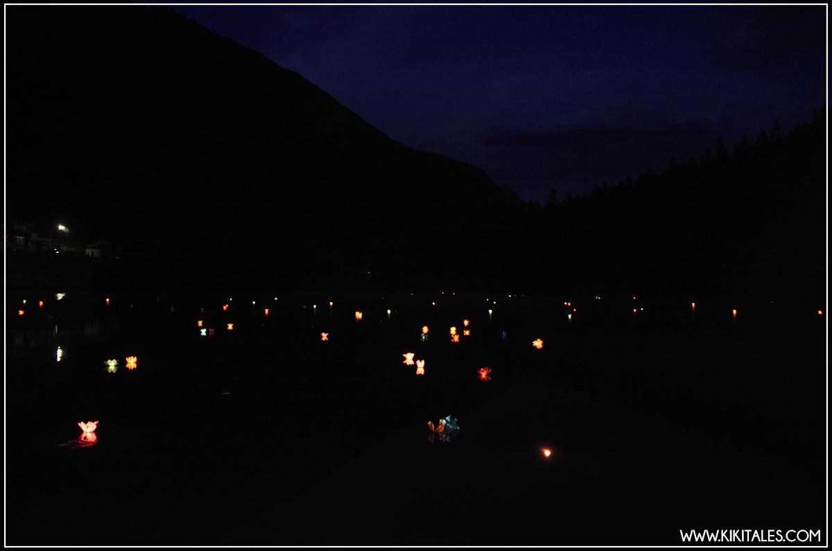 travel kiki tales macugnaga lago delle fate lanterne guida piemonte lanterne luminose