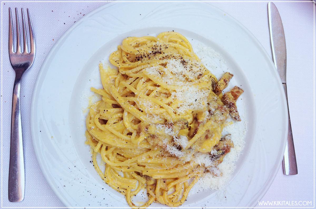 cosa-mangiare-a-roma-guida-ristorante-kiki-tales-carbonara-duca