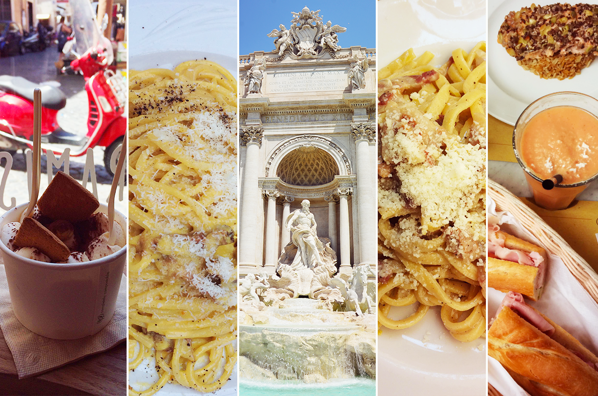 To eat list where and what to eat in rome kiki tales for Cosa mangiare a roma