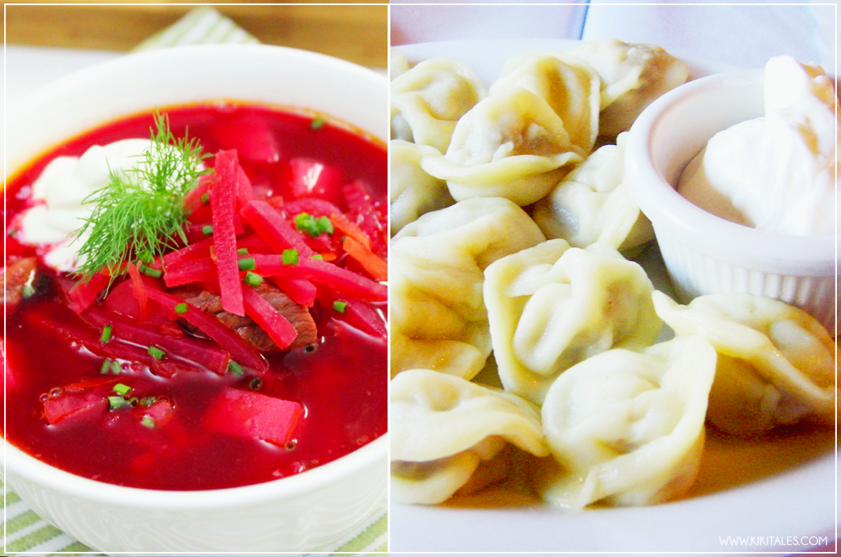 To eat list dove e cosa mangiare in russia for Cibi tipici di roma