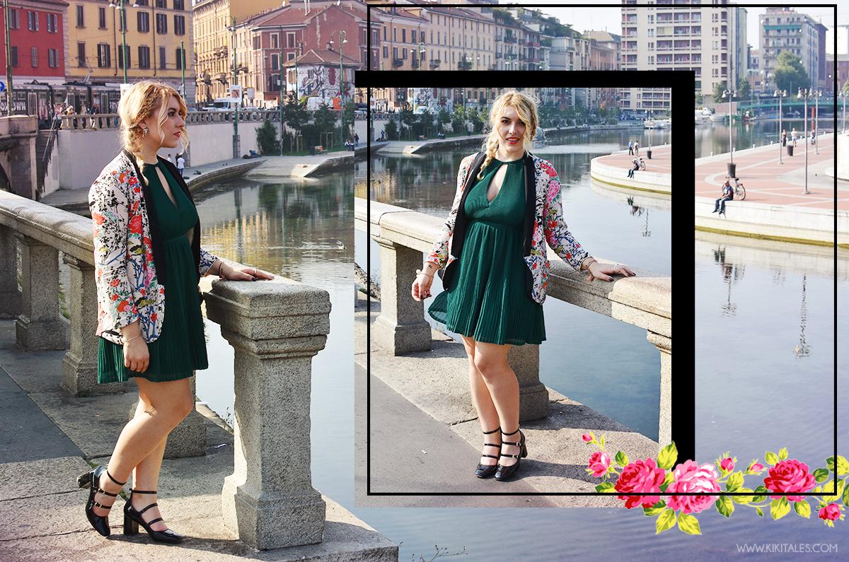 A w outfit lush meadow pantone for Laurea design milano