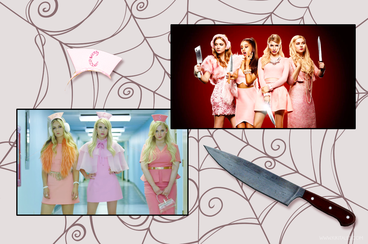 screamqueens-halloween-telefilm-look-tv-series-kiki-tales
