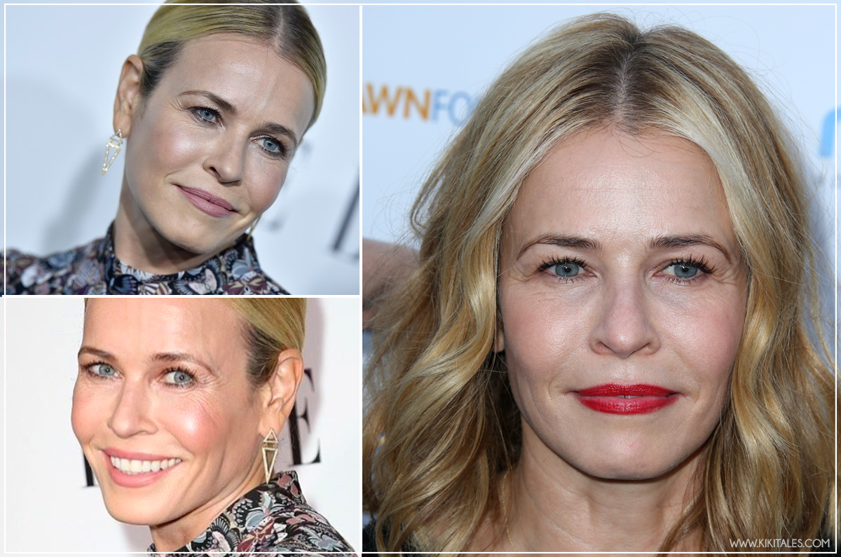 make up e beauty di Chelsea Handler - Copia il look di Netflix