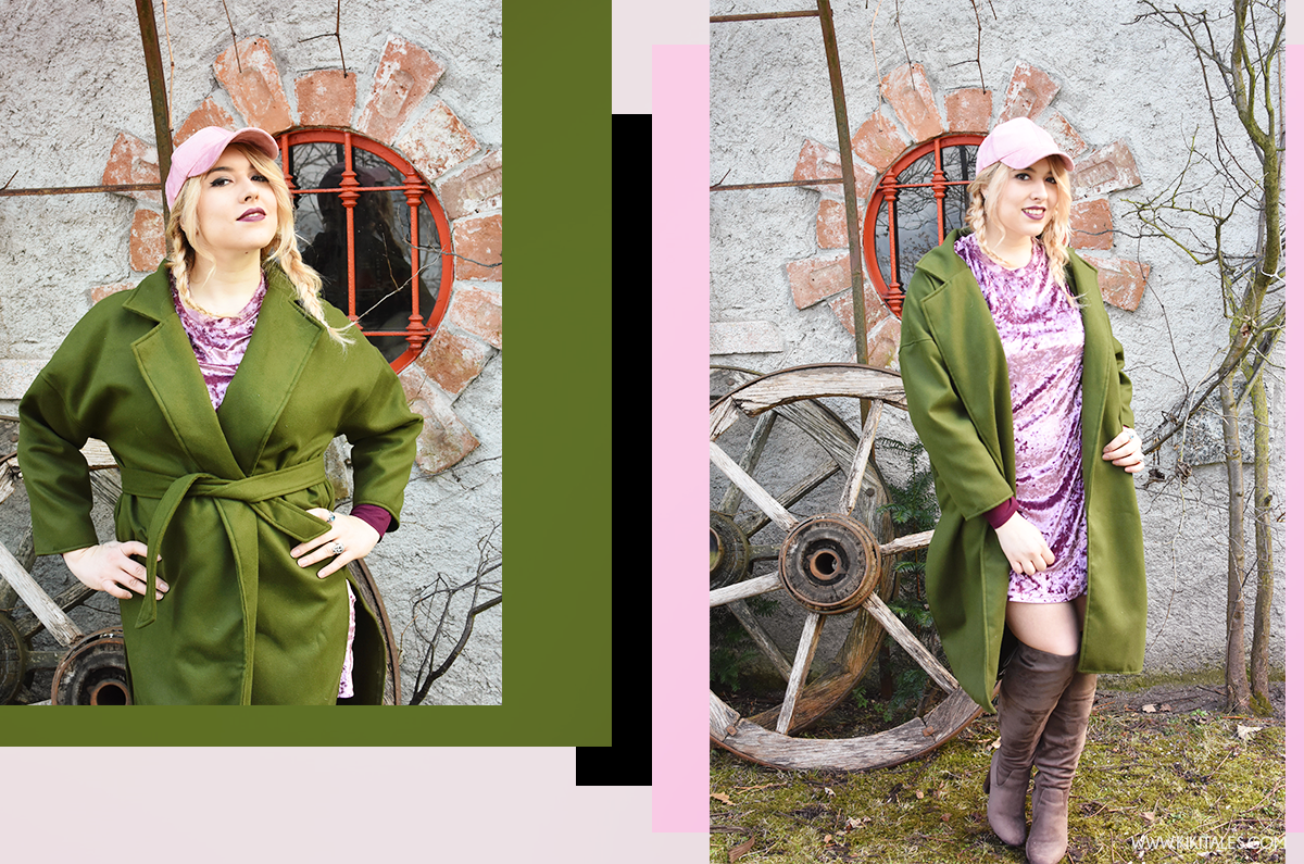 pink-green-military-kiki-tales-verde-militare-rosa-antico-look-outfit-ootd-ootn-style-inverno-autunno