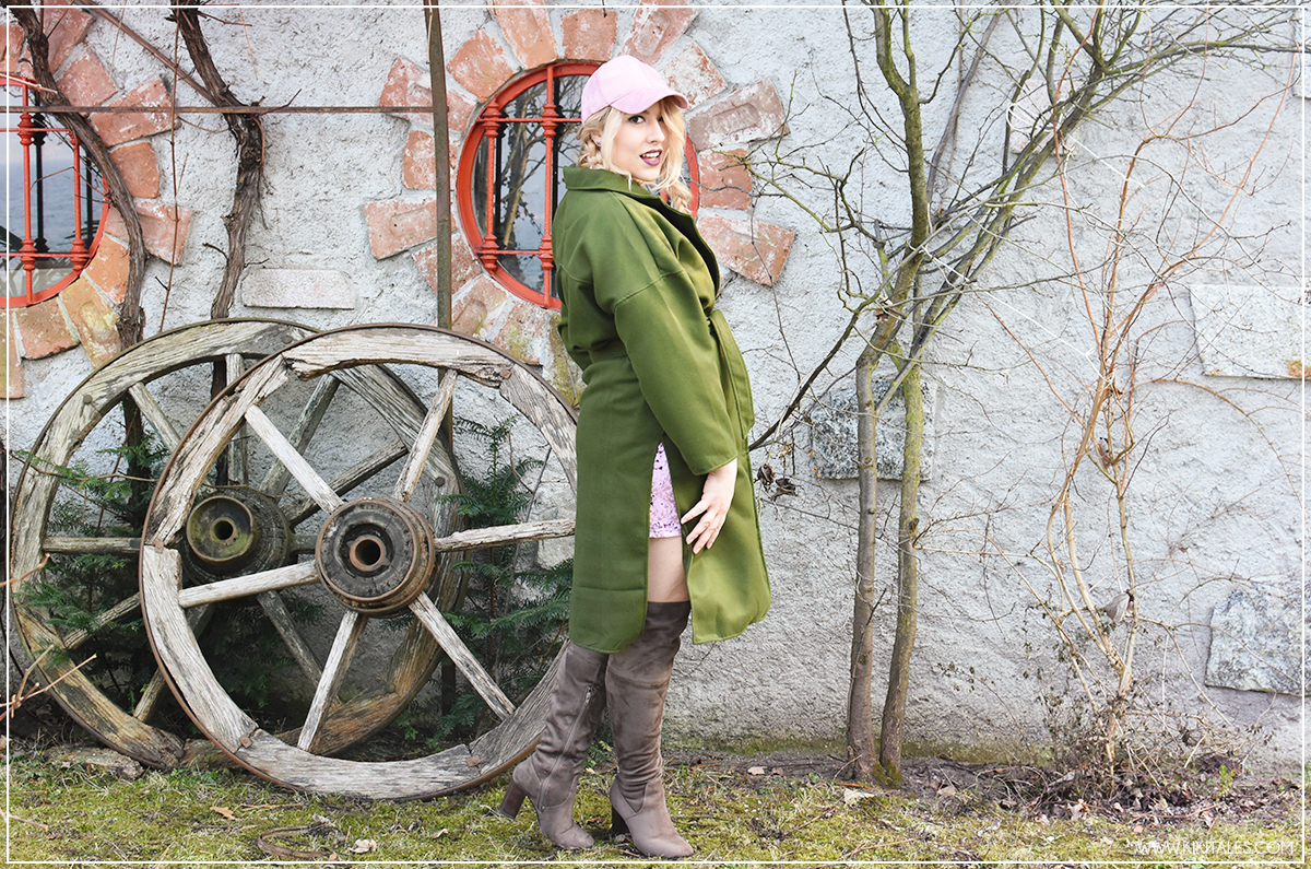 sexy-kiki-tales-verde-militare-rosa-antico-look-outfit-ootd-ootn-style-inverno-autunno