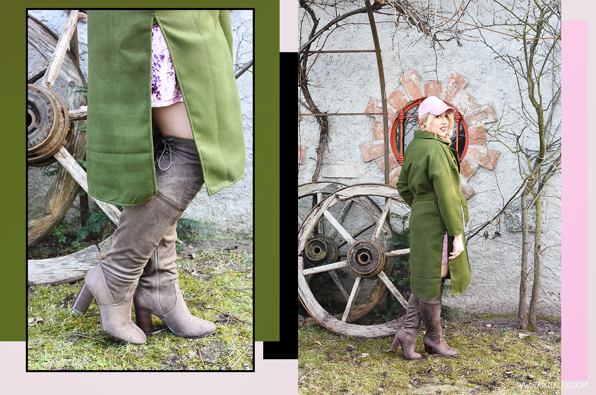 stivali-cuissardes-kiki-tales-verde-militare-rosa-antico-look-outfit-ootd-ootn-style-inverno-autunno