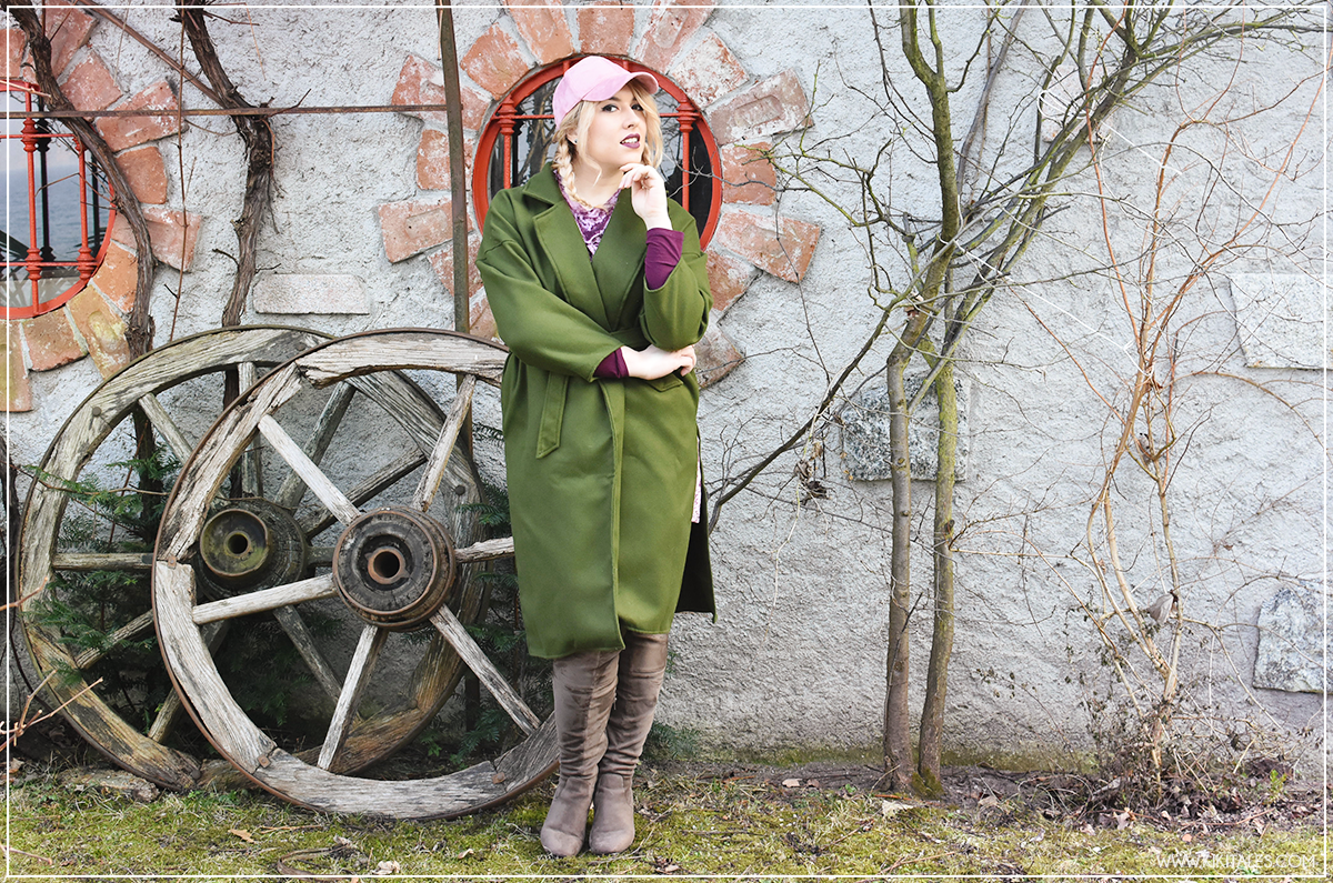 viola-kiki-tales-verde-militare-rosa-antico-look-outfit-ootd-ootn-style-inverno-autunno