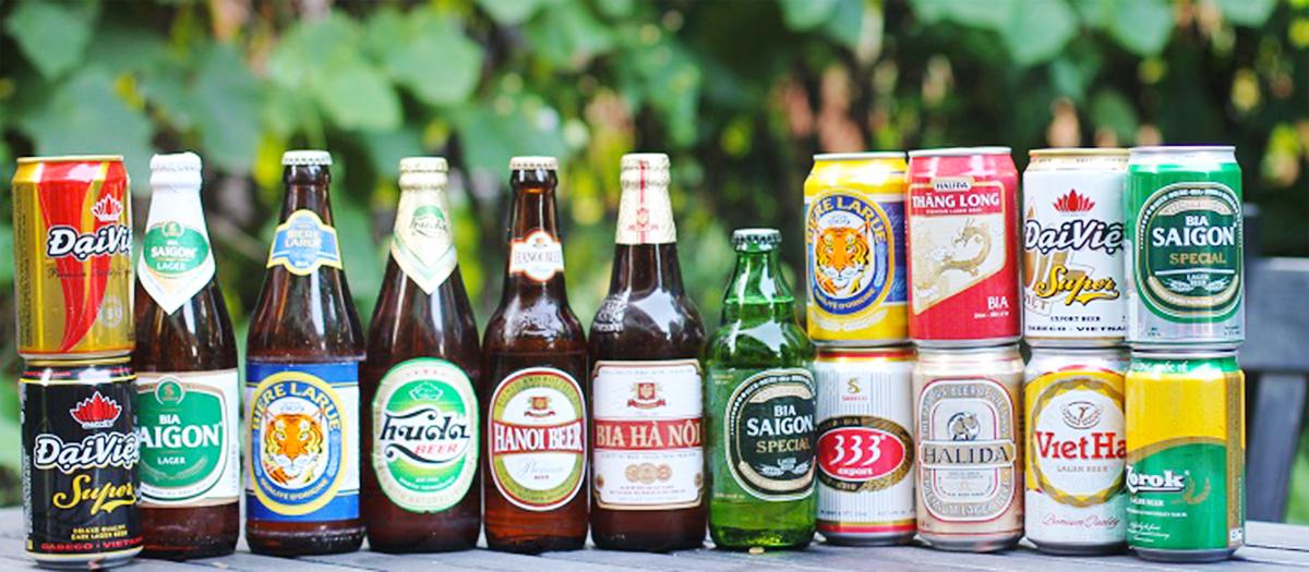 dove e cosa mangiare in Vietnam birre