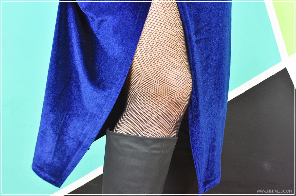 collant-primark-5-look-con-un-abito-sexy-kikitales-san-valentino-velluto-blu-shein
