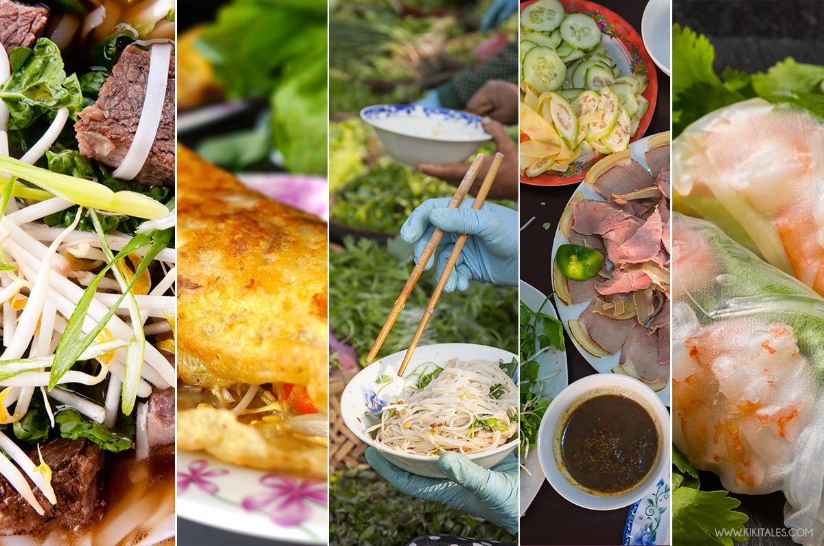 dove e cosa mangiare in Vietnam