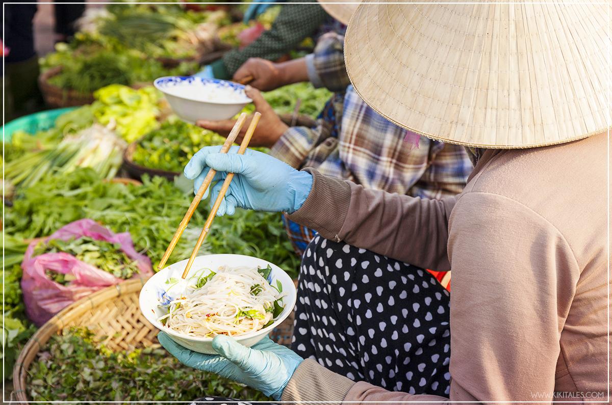 dove e cosa mangiare in Vietnam lista