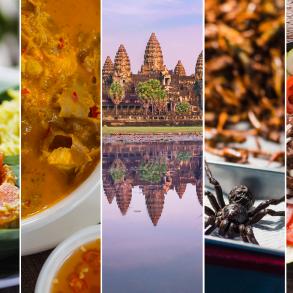 kiki tales Cambodia Cambogia travel what to eat in Cambodia dove mangiare in Cambogia cosa mangiare in Cambogia where to eat