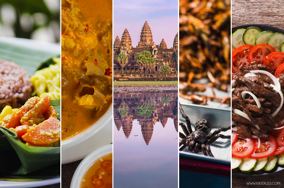 kiki tales Cambodia Cambogia travel what to eat in Cambodia dove mangiare in Cambogia cosa mangiare in Cambogia where to eat