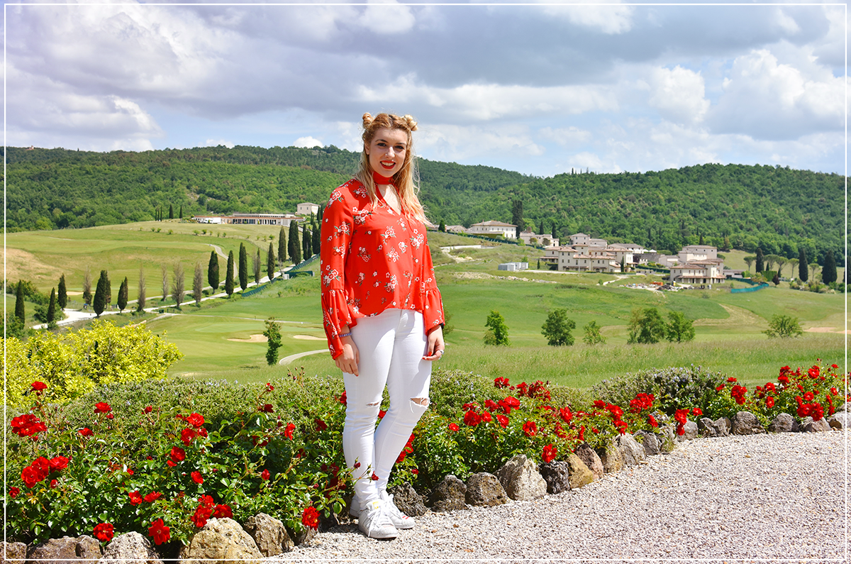 La Bagnaia Resort Siena Toscana Kiki Tales