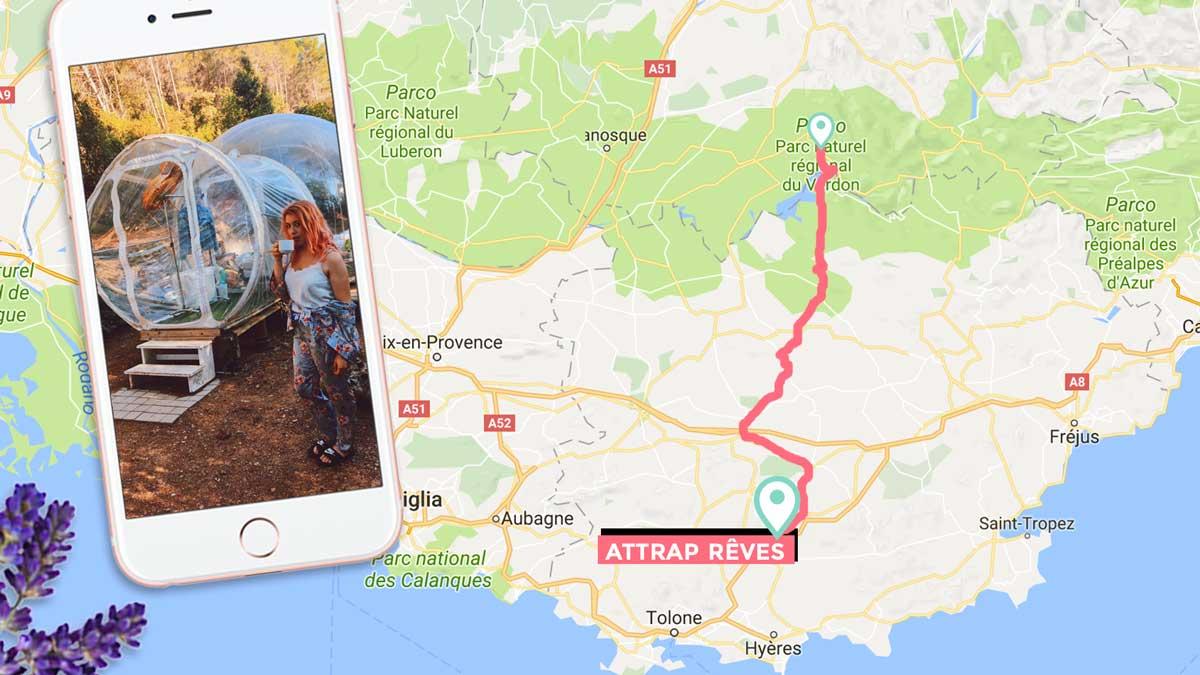 Tour Provenza on the Road in 3 giorni - tutte le tappe! - Kiki Tales