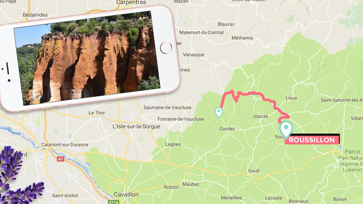 Provenza on the Road kiki tales francia