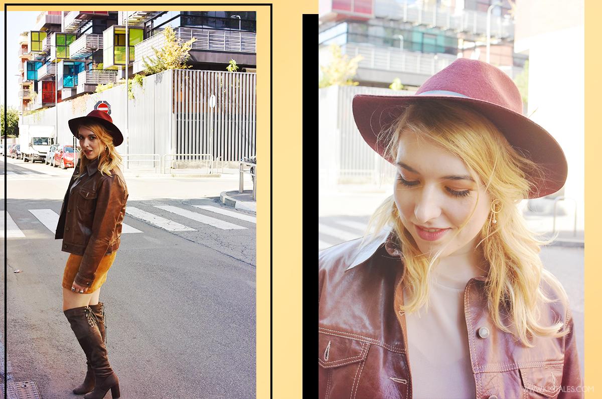selezione migliore bd2e9 3e971 A/W Outfit: come abbinare il marrone? Heidi Klum per Lidle ...