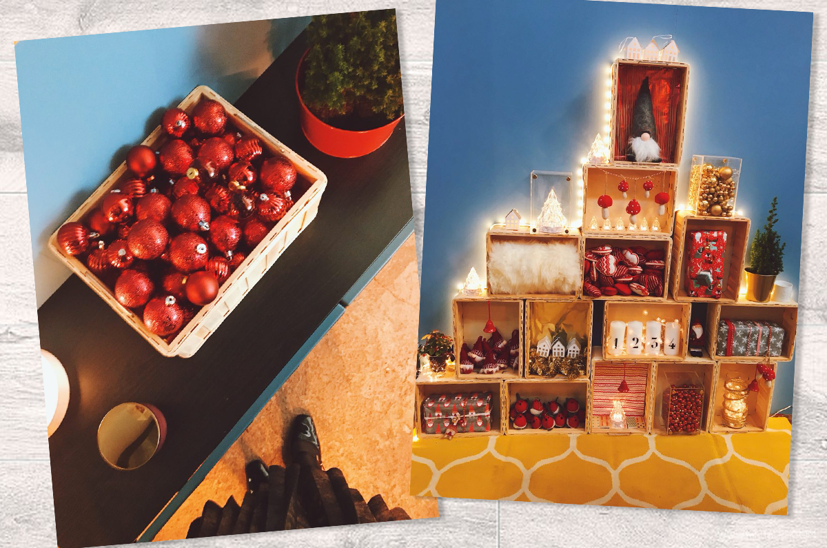 Addobbi Natalizi Con Frutta come decorare casa per natale? idee economiche e facili