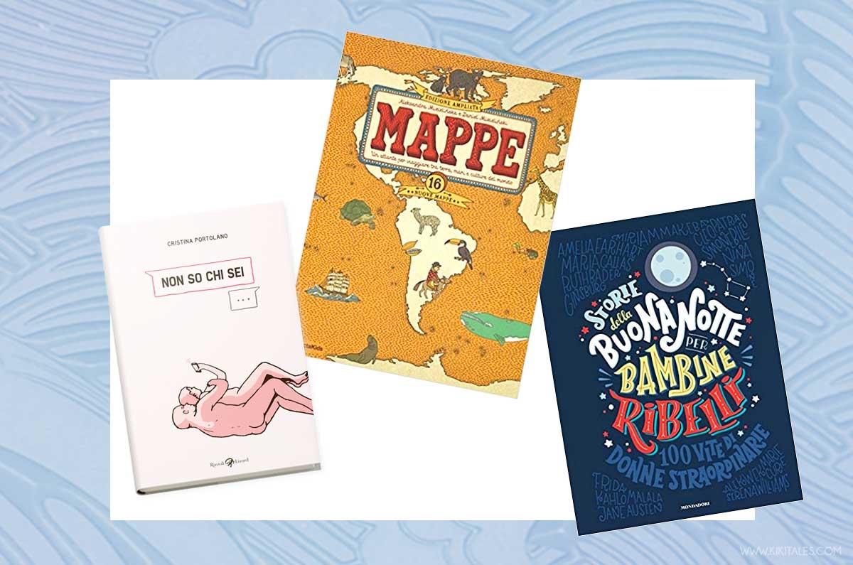 idee regalo nerd per natale libri fumetti graphic novel