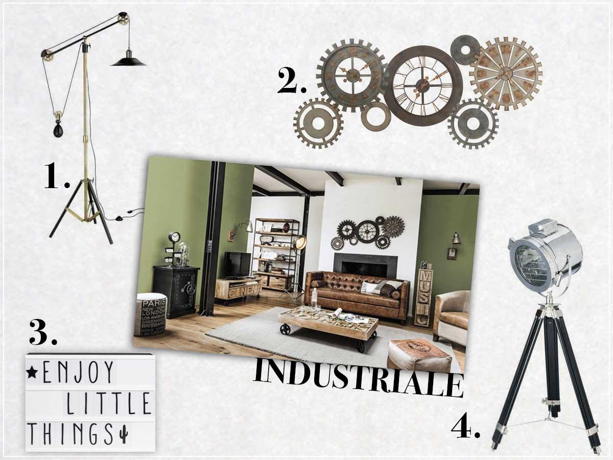 industriale idee regalo natale per la casa