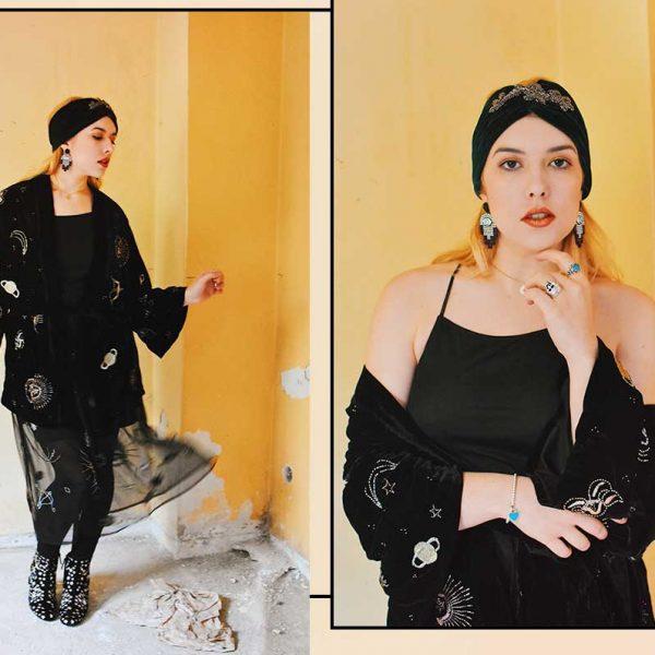 trend stelle pimkie gipsy look outfit style kiki tales capodanno costellazione costellazioni inverno trend tendenza mango
